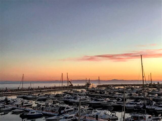 Puerto Banus Harbor Penthouse - Marbella  - Byt