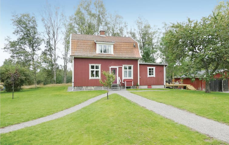 Holiday cottage with 3 bedrooms on 115m² in Örsjö