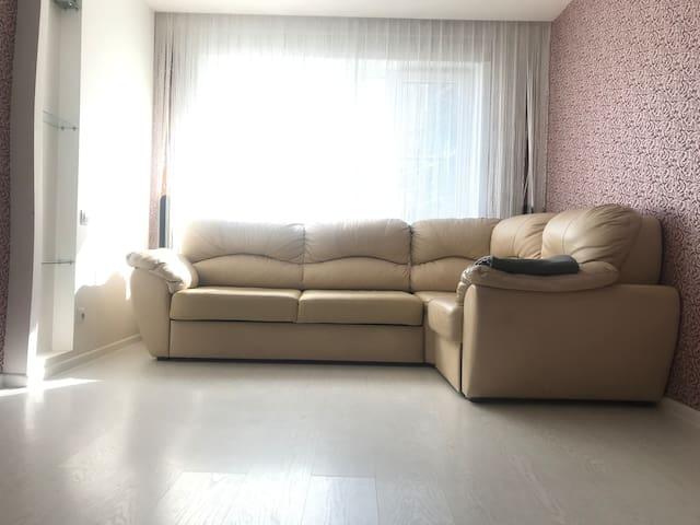 2-комнатные апартаменты на ул.Вольского