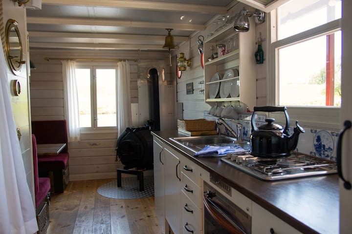 Little hut in a quiet place in Boizenburg