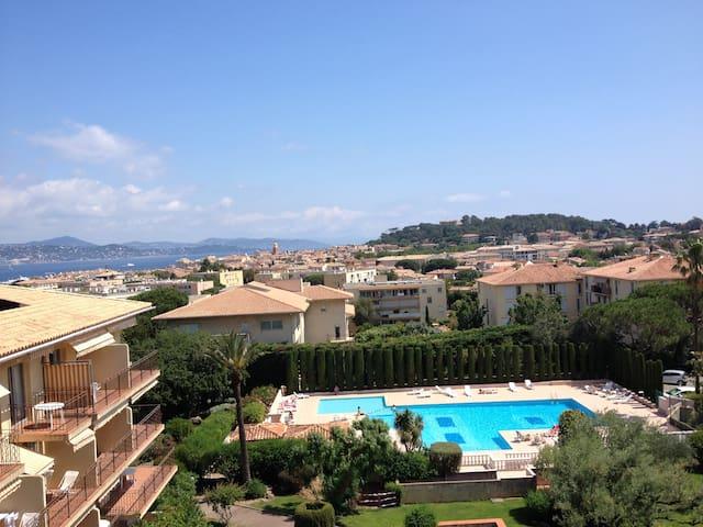 Saint Tropez Sea view -Vue Mer- Giraglia Rolex Cup