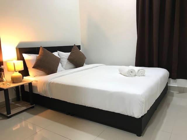 Standard Double Room @ Cyberjaya