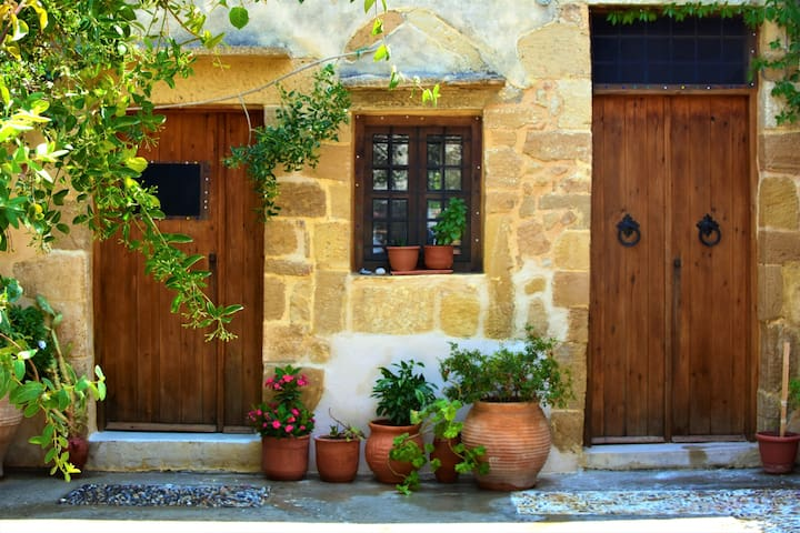 Manolis traditional house - Kissamos - Dom