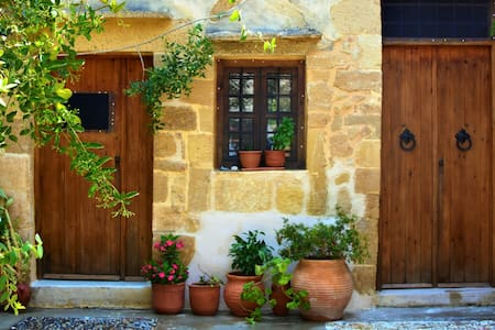 Manolis traditional house - Kissamos
