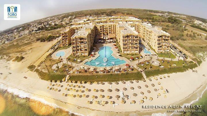 Appartement S+1 de Luxe en Tunisie
