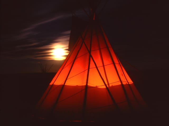 Medium Tipi for 4 adults