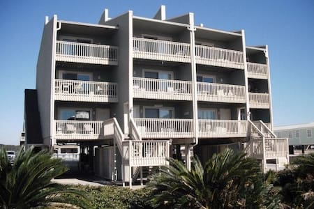 *** Ocean View condo *** with Pool & Lagoon access - Gulf Shores - Apartment