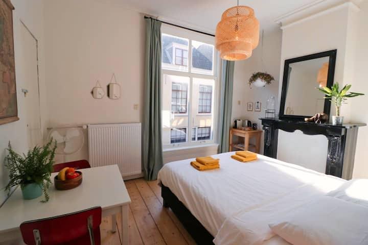 Sfeervolle privékamer in hartje Utrecht