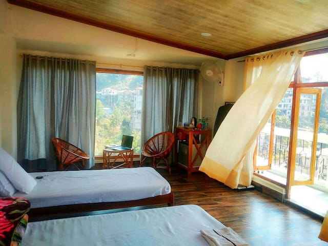 The annexe homestay, aizawl
