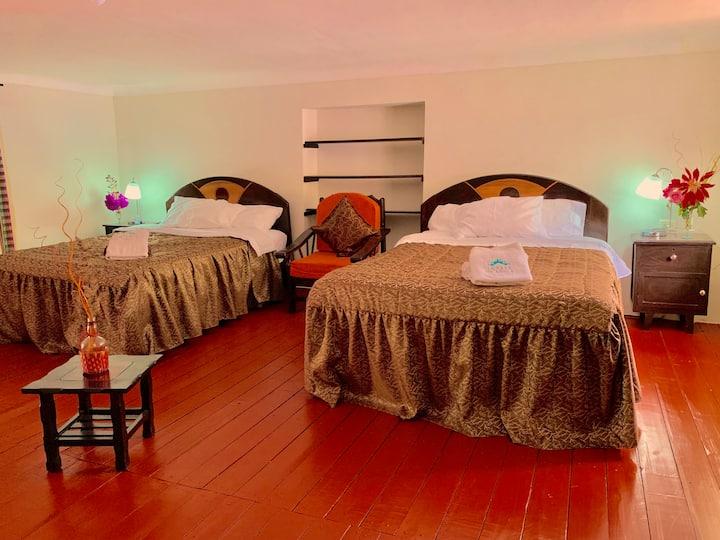La Casa de Adela - Pisac: Double Room