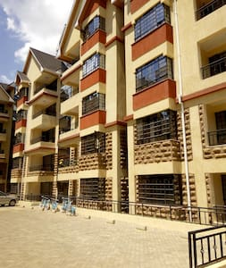 2 bedroom fully furnished apartment, Naivasha Road - Nairobi - Apartment