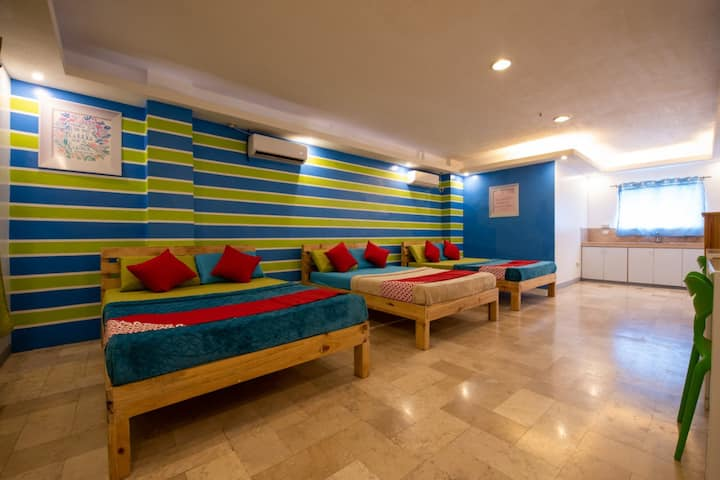 Superior Family Stay @ Yuj Inn Pasay