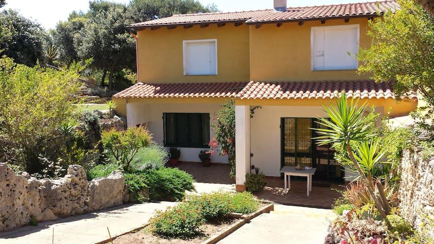Casa vacanze nel verde a pochi minuti dal mare - San Vero Milis - Отпускное жилье