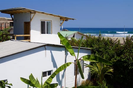 El Mirador: Oceanview w Private Kitchenette & Pool - Ayampe