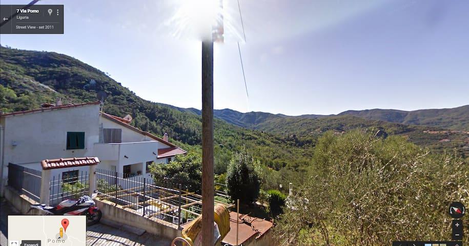 Casa con giardino - Quiliano