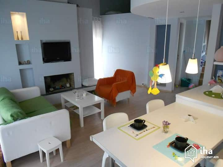 Holiday spacious appartment in Villea Village