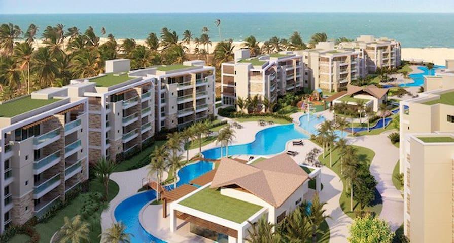 Aquiraz Riviera Beach Place Complexo de golf