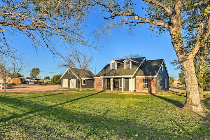 1-Acre Litchfield Park Home by Spring Training!