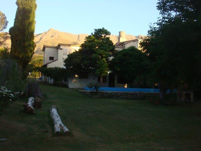 Casa de Natalia