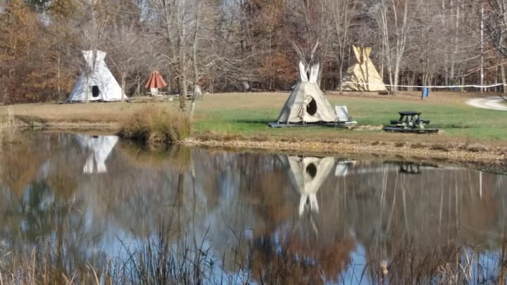 Sleeping Bear Retreat- Buffalo Site