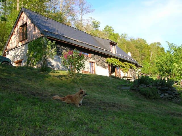 La grange de Poudic - Galey - Aarde Huis