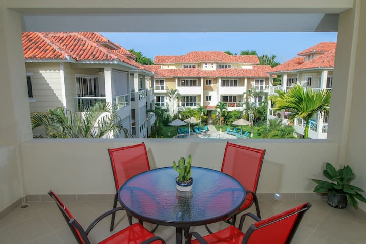 0052-Modern 3 bdr penthouse for rent in Cabarete.