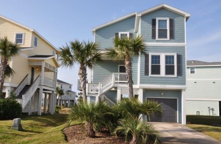 Family friendly beach house
