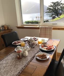 The Garage House  (Double Room) Onich