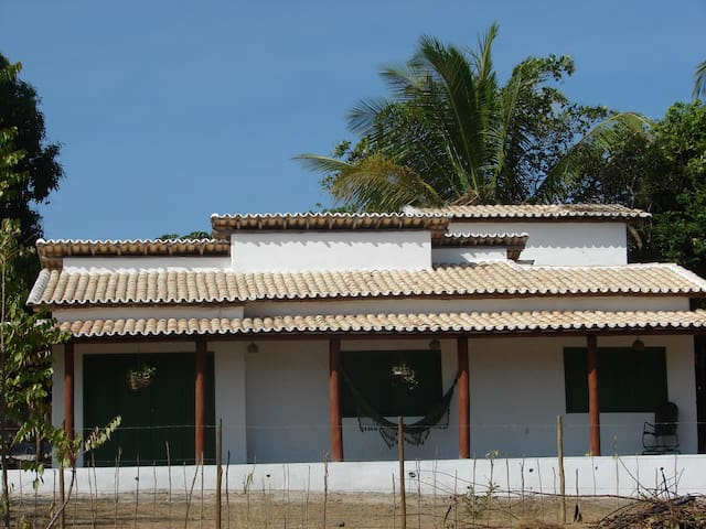 Casa Massarandupió - Praia Massarandupio - House