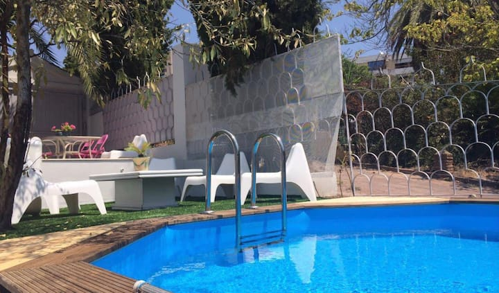 Charming independent house next to Puerto Banus