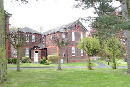 Quiet Period Apartment in Macclesfield - Macclesfield - Appartement