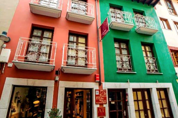 Apartamentos El Cordial de Fausto | Estudio