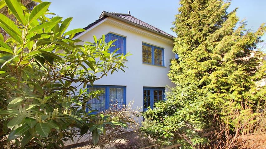 Haus an der Düne Wohnung 04 - Binz