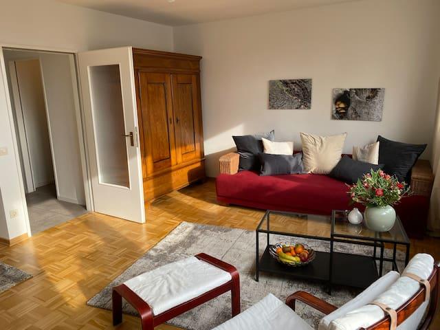 Gemütliche 1-Zimmerwohnung mit Einbauküche