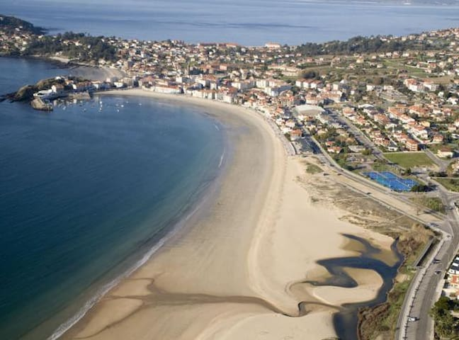Apartamento/casa junto a la playa. Panjón