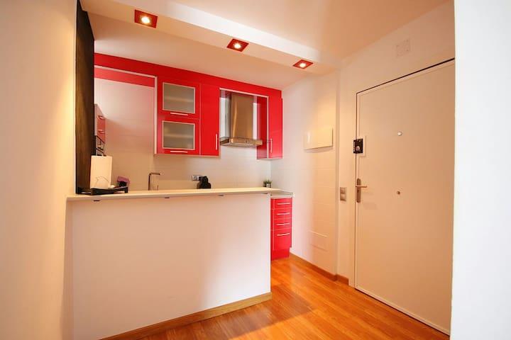 Apartamento en primera linea de mar - Palma - Flat