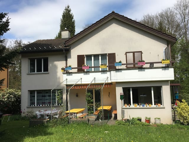 Bed & Breakfast 7 minutes from the main station. - Lucern - Penzion (B&B)