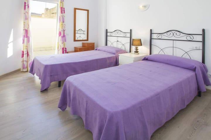 Habitación doble/beedroom 2 (double bed)