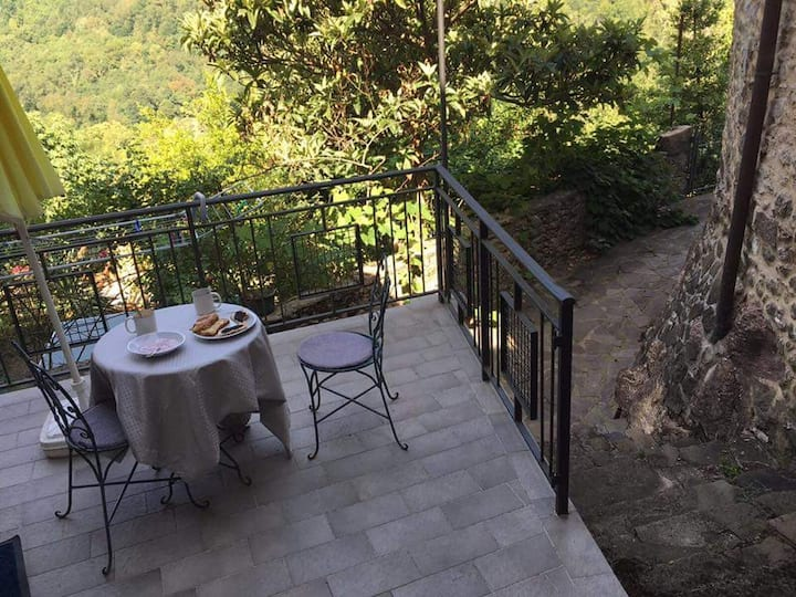 Amazing apartment 4 a couple 4 vacation in Tuscany