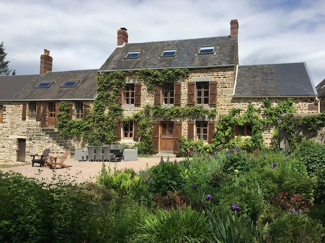 Traditional Normandy Farmhouse in Suisse Normande