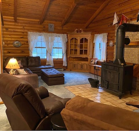 Sandy Pines Cabin & Campgrounds