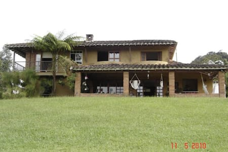 Casa campestre cerca a Llanogrande - Rionegro - Rumah