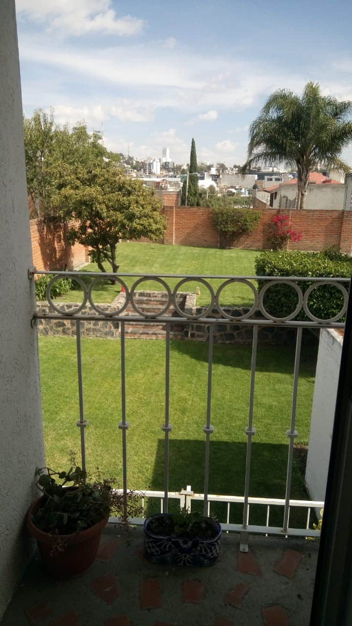 Quiet apartment with great view near Cholula