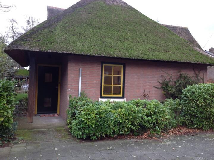 'De Stuyft' bijzonder huis nabij centrum
