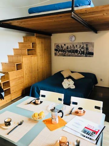 Nice small apartament Ripamonti