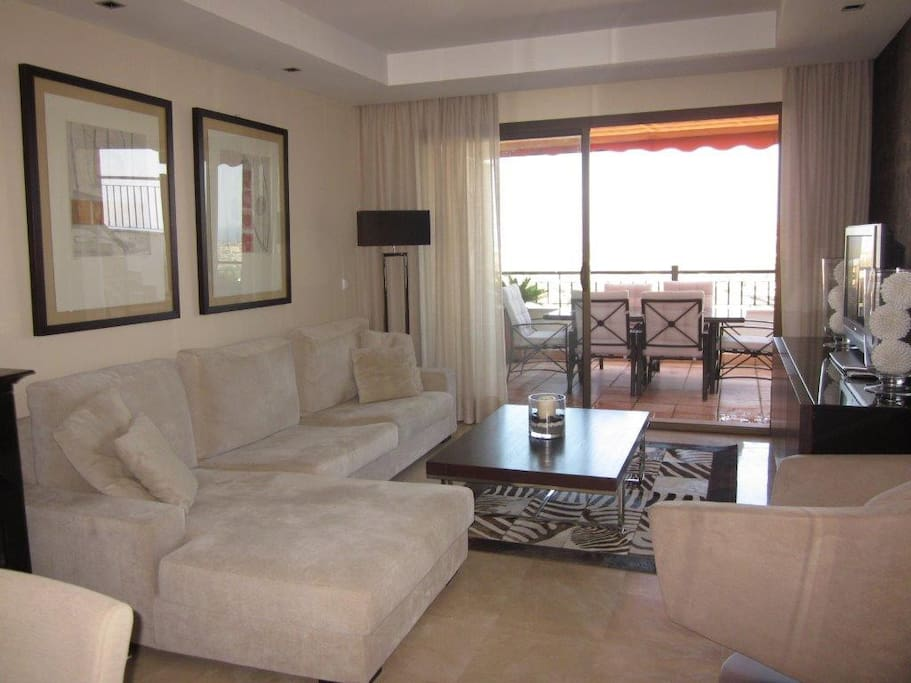 Luxury indoor accommodation