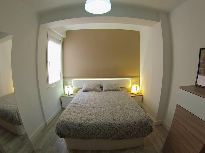 Habitación nueva 10min plaza España