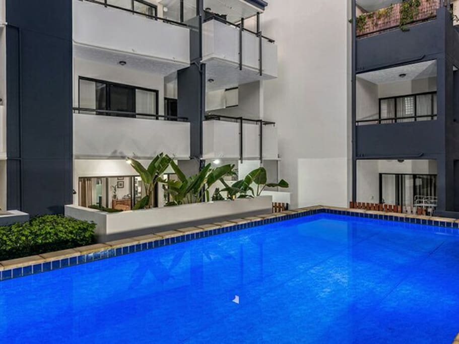Trendy Inner City With Pool Apartments For Rent In