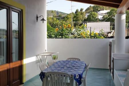 Casa del Glicine Lipari