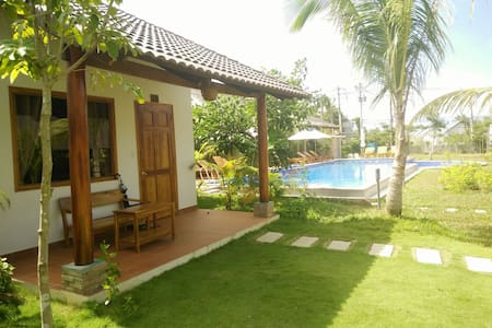 Family bungalow - tp. Phú Quốc - Bed & Breakfast
